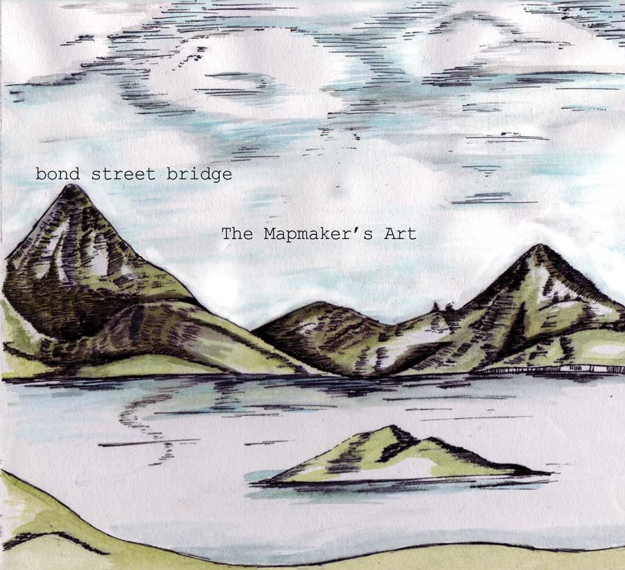 The Mapmaker's Art cover
